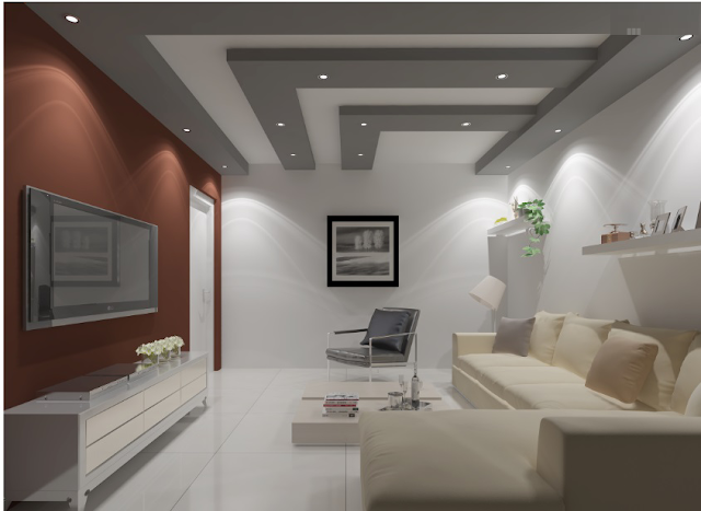latest POP false ceiling designs for living room