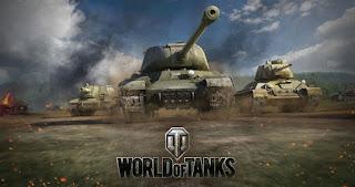 GAME PC GRATIS TERBAIK WORLD OF TANKS