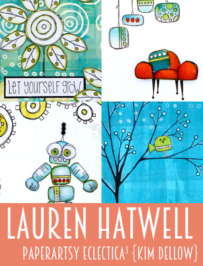 Click on the picture to go to Lauren Hatwell's Blog