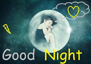 good night cute love images