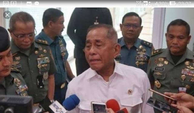 Seruan Referendum Aceh oleh Mualem, Menhan: Enggak Usah Ngomong Begitu Lah!
