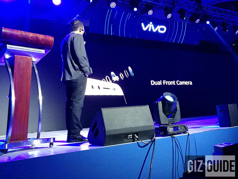 Vivo V5 Plus with 20 + 8 MP selfie camera, crazy!