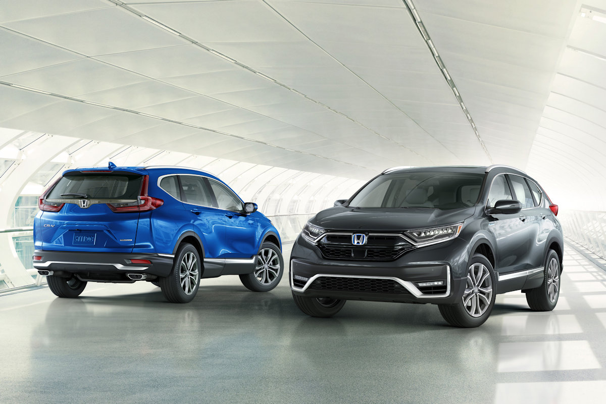 Here S The Refreshed 2020 Honda Cr V Carguide Ph Philippine Car News Car Reviews Car Prices