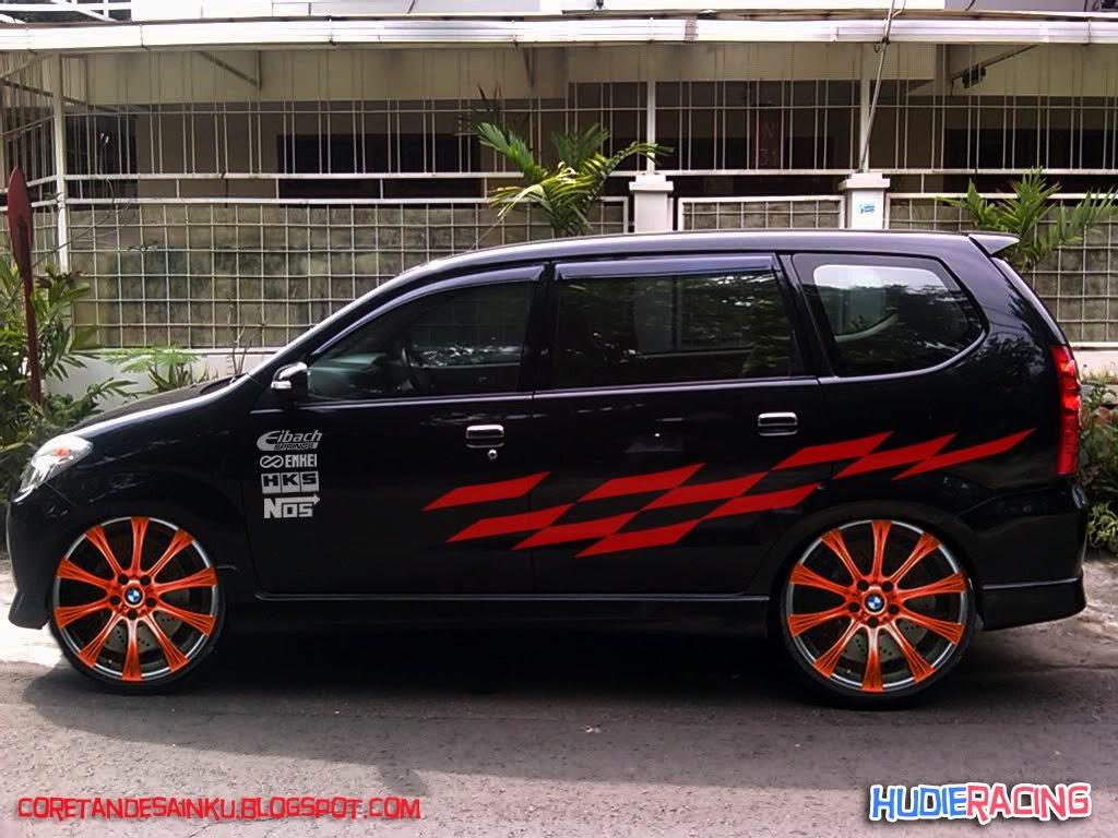modifikasi grand new avanza hitam harga yaris trd sportivo 2017 82 mobil warna 2018