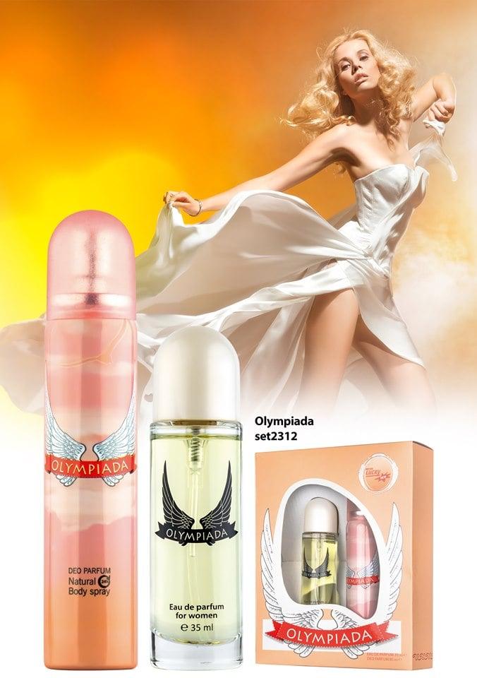 Set cadou apă de parfum şi deodorant de dama!