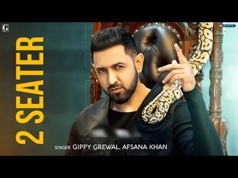 2 Seater Lyrics - Gippy Grewal , Afsana Khan