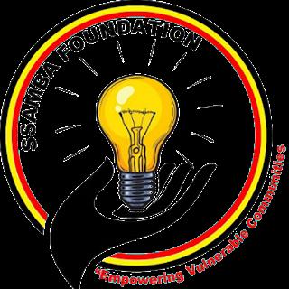 ssamba foundation, logo, vulnerable communities