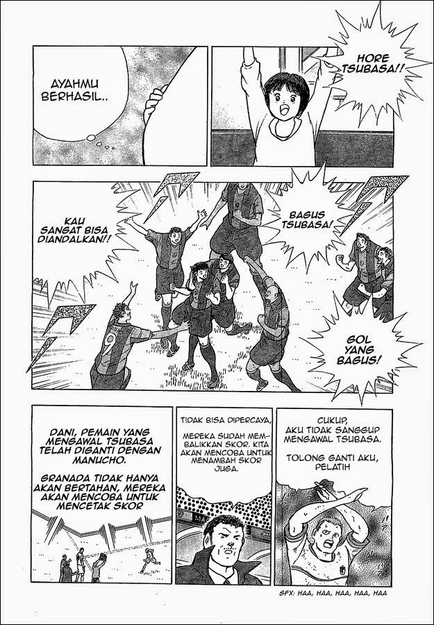 Captain Tsubasa – Rising Sun Chapter 01-25