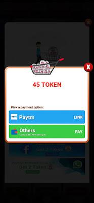 Add big cash token in BigCash app
