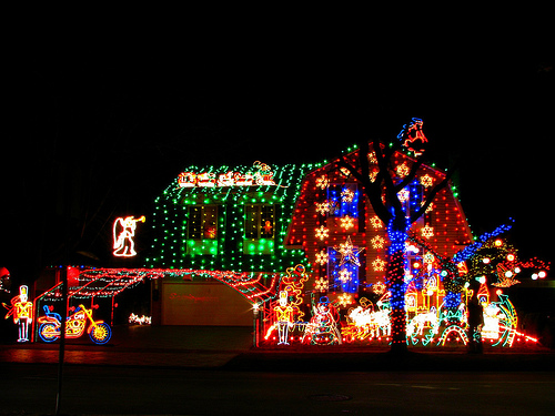 Virginia Beach Christmas Lights