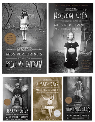 Miss Peregrine's Peculiar Children Series PDF Download