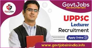 UPPSC Lecturer Ashram Paddhati College