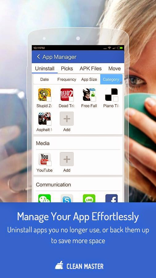 clean master android apps