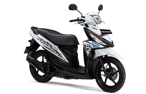 Harga dan Fitur New Suzuki Address FI