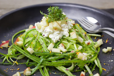cucumber salad with garlic recipe