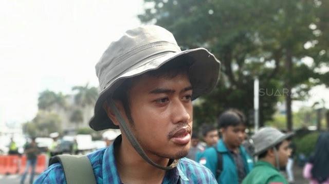 BEM SI: Ada Pihak Iming-imingi Mahasiswa Agar Tak Gelar Demo