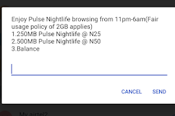 MTN INCREASES NIGHT PLAN LIMIT, GET 2GB For N200