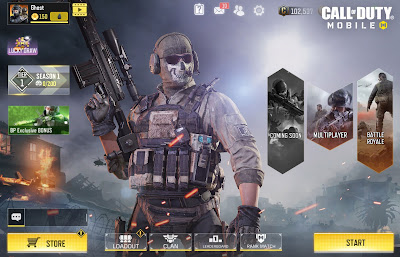 Call Of Duty Mobile [1.0.11] Latest Apk and Obb Download
