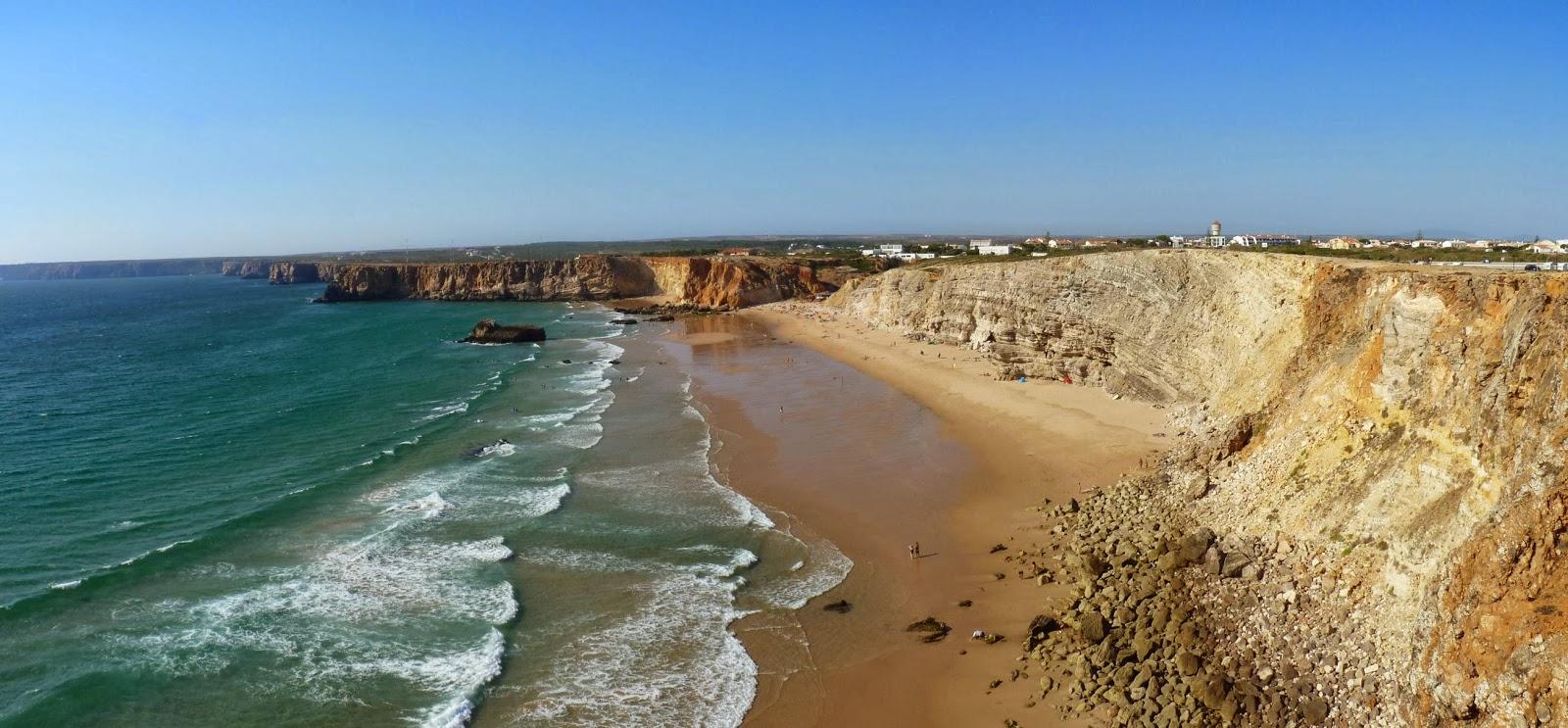 Playa de Tonel.