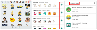 Cara mengirim stiker WhatsApp (fitur baru stiker WhatsApp)