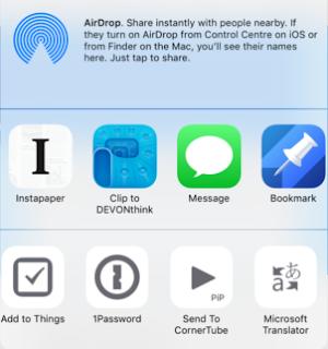 طريقة ترجمة صفحات الويب على iPhone أو iPad