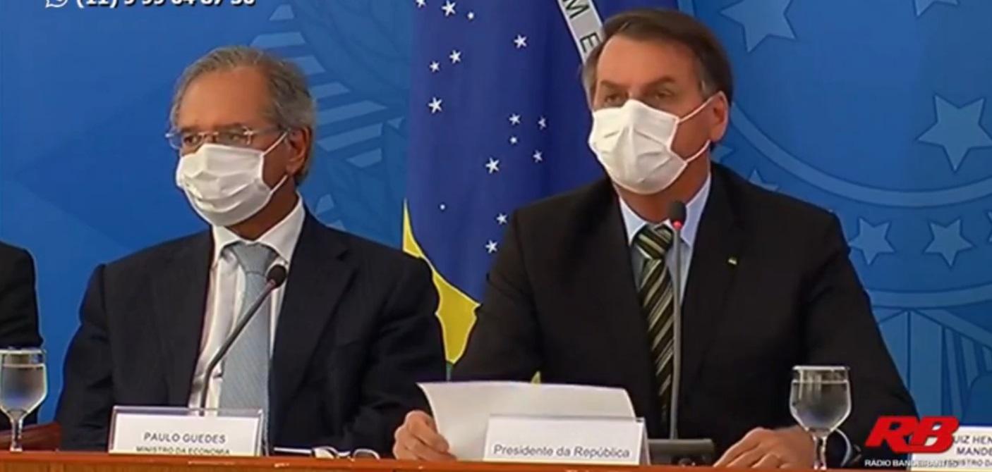 Paulo Guedes Ministro de Economía de Brasil