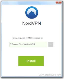 كيفية-استخدام-شبكة-VPN-علي-الكمبيوتر-NordVPN