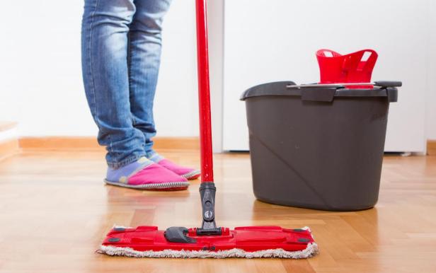 Linoleum Floor Cleaner Machine