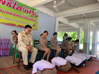 ไหว้ครู ปฐมนิเทศ ประชุมผู้ปกครอง 2562