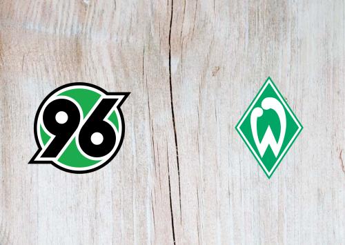 Hannover 96 vs Werder Bremen -Highlights 23 December 2020