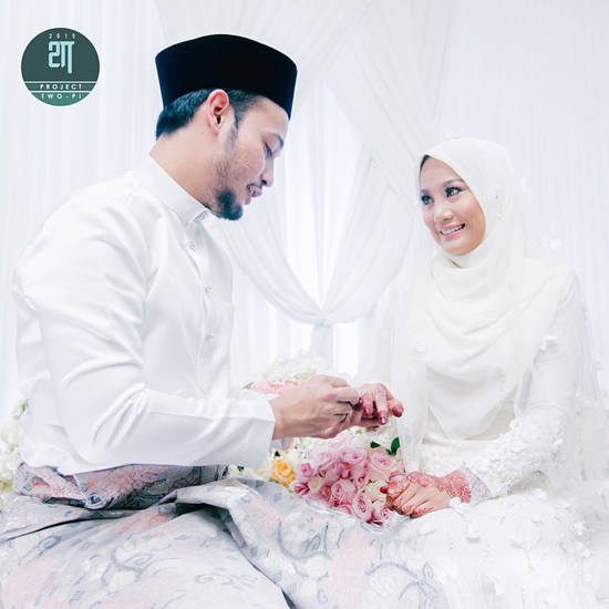 Gambar pernikahan fadzil zahari yana samsudin