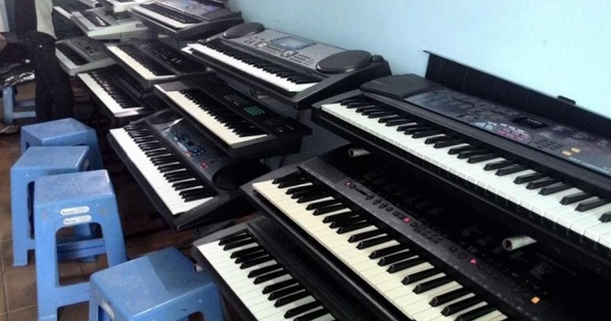 Mua đàn organ cũ để tiết kiệm chi phí hay mua đàn mới chất lượng?