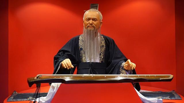 35 frases famosas de Confucio para recordar