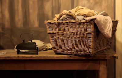 Bisnis Laundry Kiloan Beromset Rp 3,6 Juta Rupiah Perbulan, Mau ?