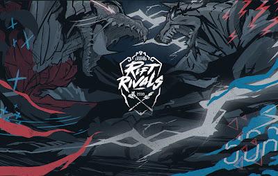 evento RIFT RIVALS 2018 de league of legends