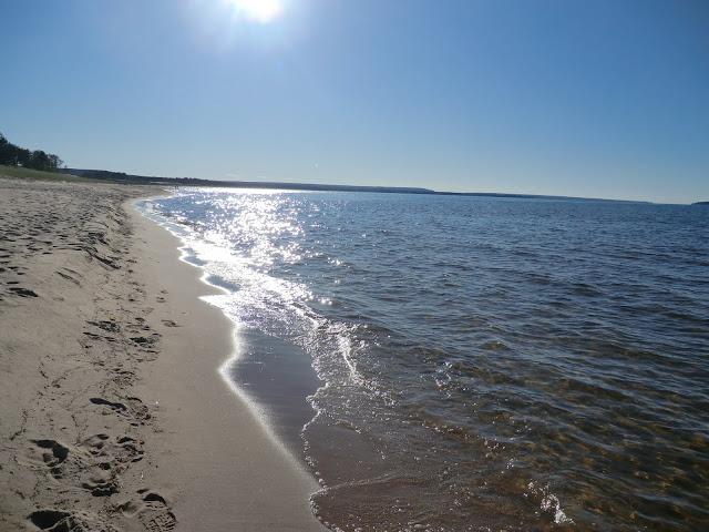 Summer along Lake Michigan