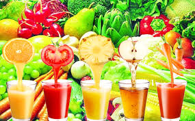 Manfaat Jus Buah Dan Sayur Untuk Kesehatan