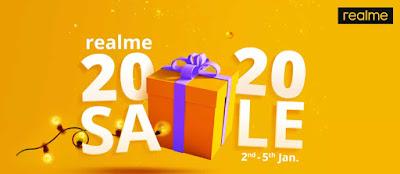 Flipkart RealMe 2020 Sale