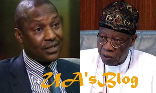 Looters' lists: Rights group urges NBA to disbar Lai Mohammed, AGF