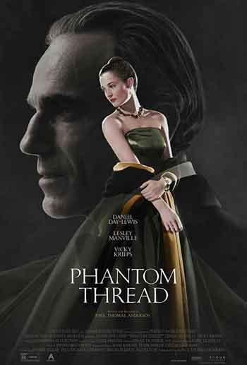 Phantom Thread 2017 480p 400MB BRRip Dual Audio [Hindi - English]