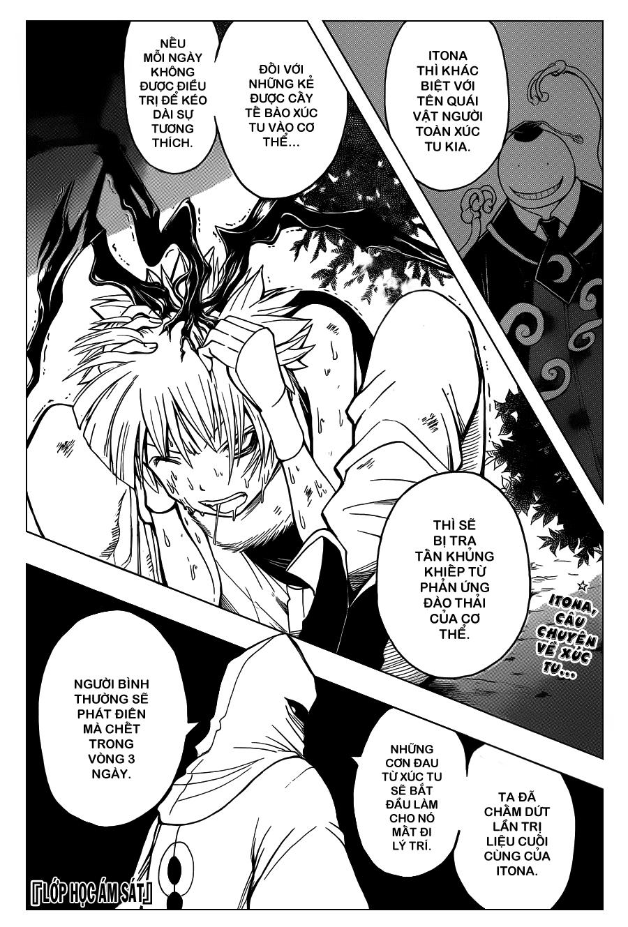 Ansatsu Kyoushitsu chap 85 trang 2