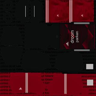 Feyenoord Rotterdam 20/21, DLS Kit 2020