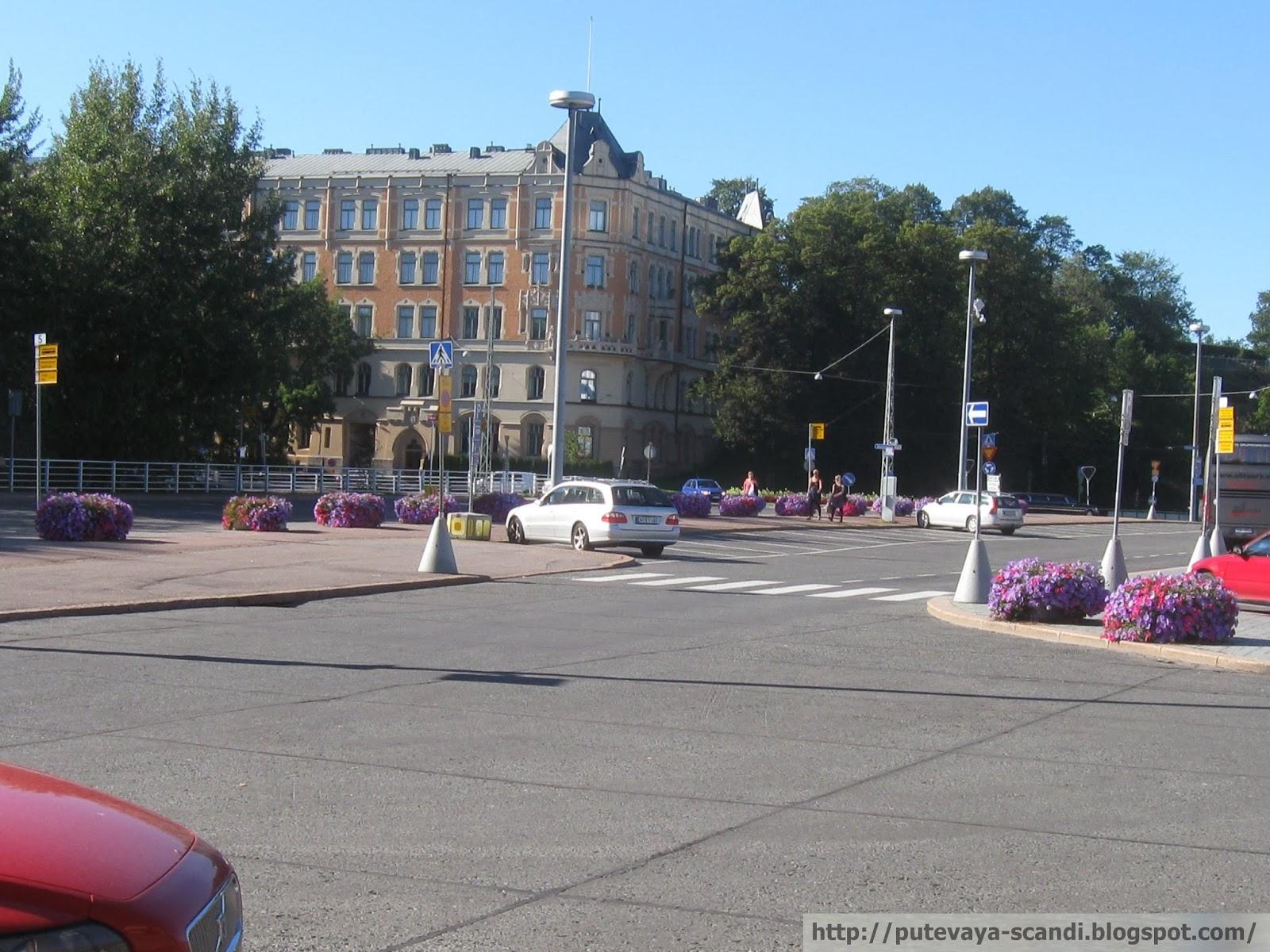 ухоженный Хельсинки