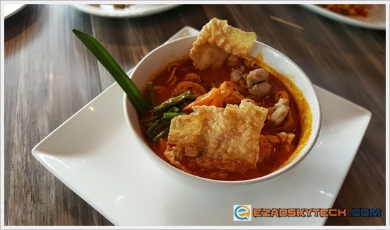 Penang Curry Laksa U-Cafe Wangsa Walk
