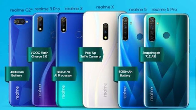 Realme Sale: Bumper Discount on Realme 5 Pro and Realme C2 including other Realme Phones