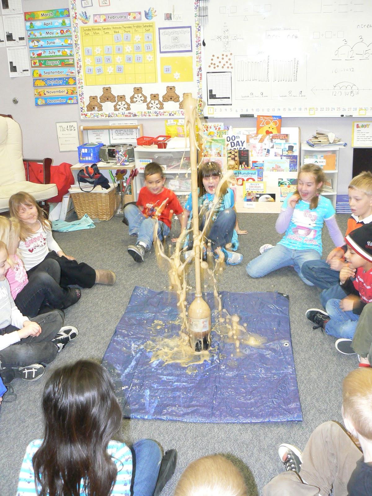 Mrs T S First Grade Class States Of Matter