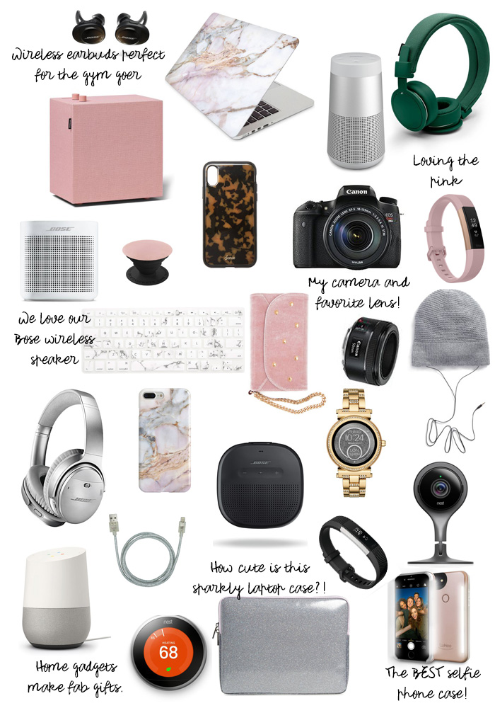 tech savvy gift guide