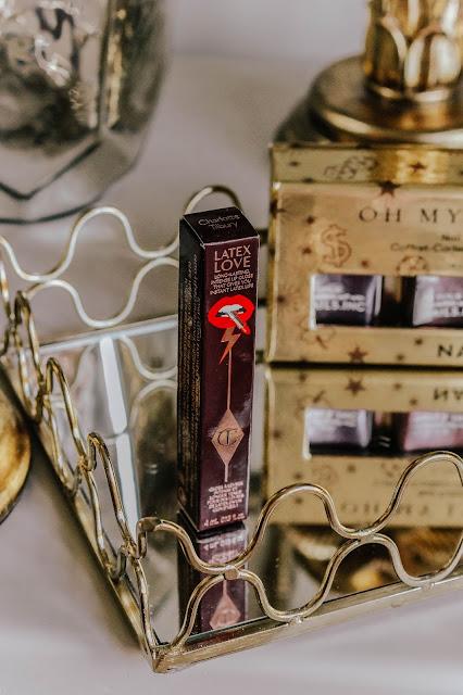 Charlotte Tilbury Latex Love Lip Gloss beauty blog giveaway