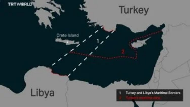 Ancaman Erdogan Bila Yunani Tidak Mau Berunding