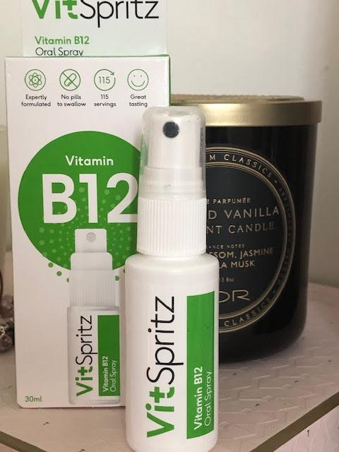 VitSpritz Vitamin B12 Spray